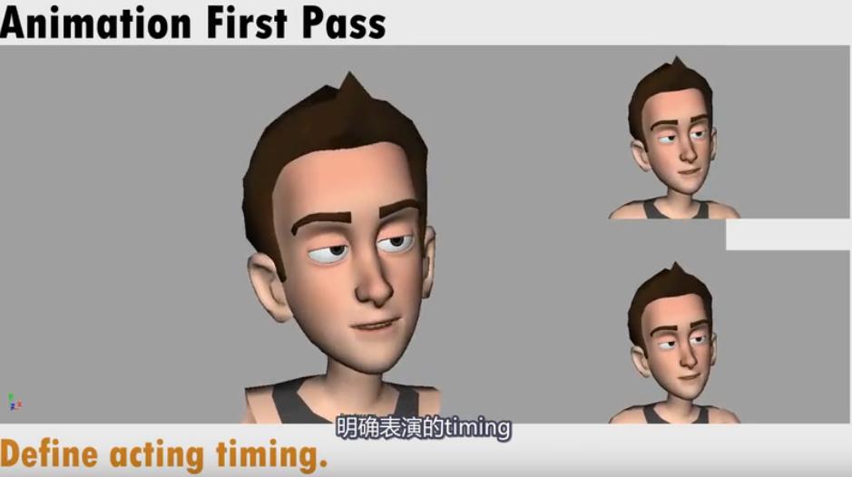 【转载】面部动画工作流程【动画师Cyrus Lam】